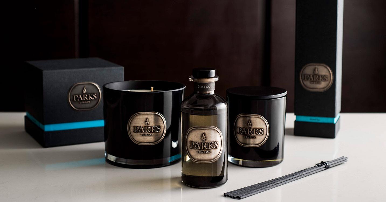 PARKS  -luxury fragrance-