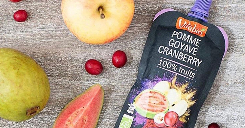 Organic Food Selection