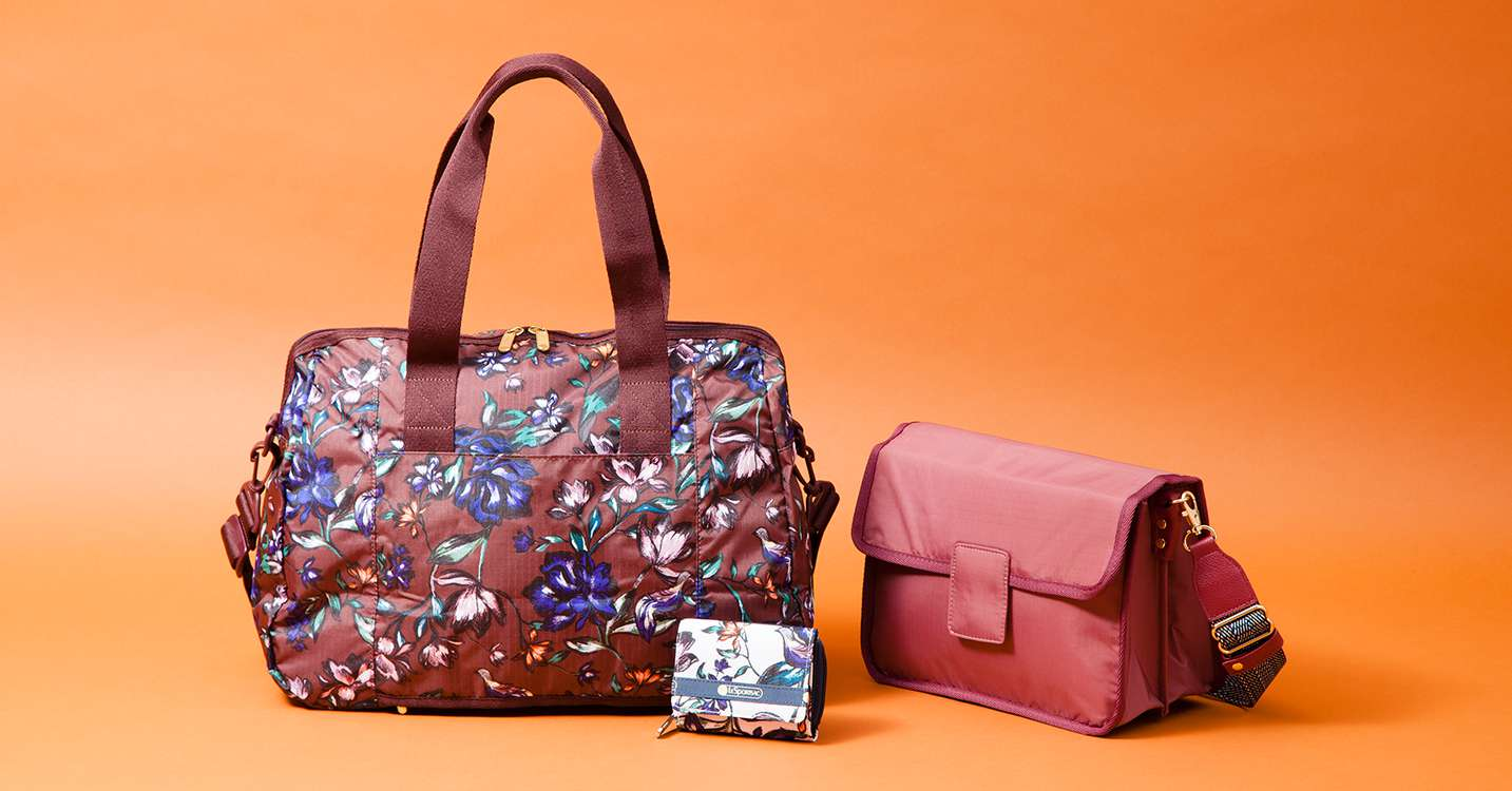 LESPORTSAC collaboration
