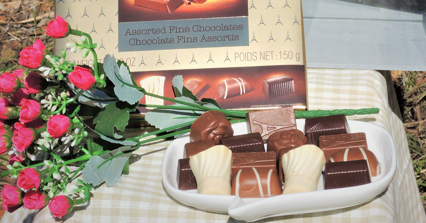 FRANCE CHOCOLATE -JACQUOT-