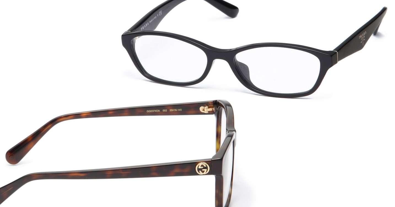 Luxury Eyewear Picks:PRADA,GUCCI, etc.