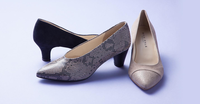 MICA MALE -日本製の疲れない靴-