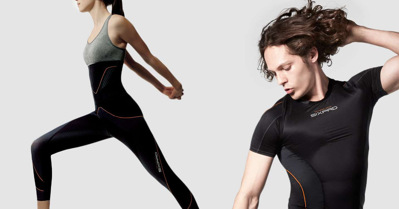 SIXPAD-Training Suit Series-