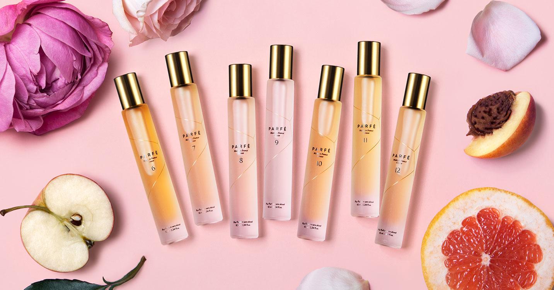 PARFÉ-フランス発 香り豊かなオイルパフューム-