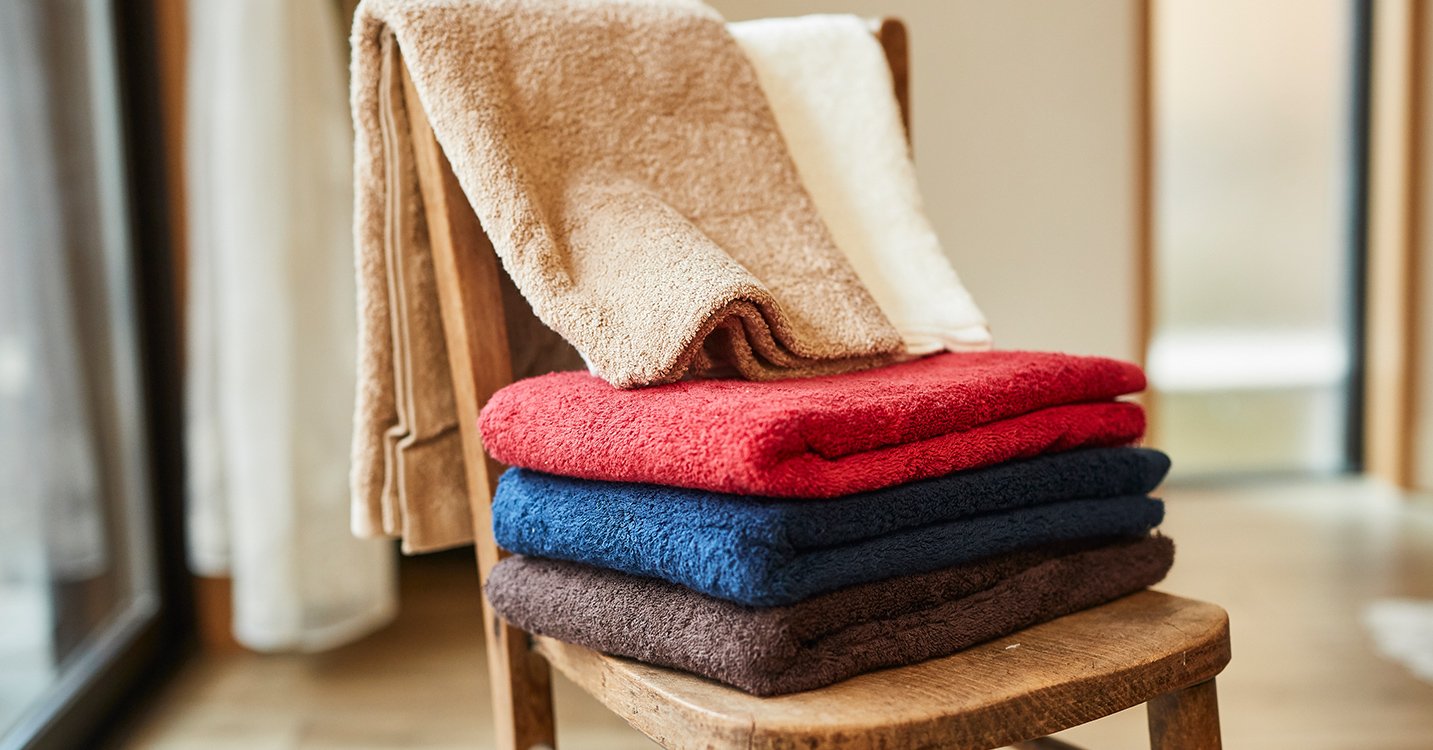 Special cotton towel