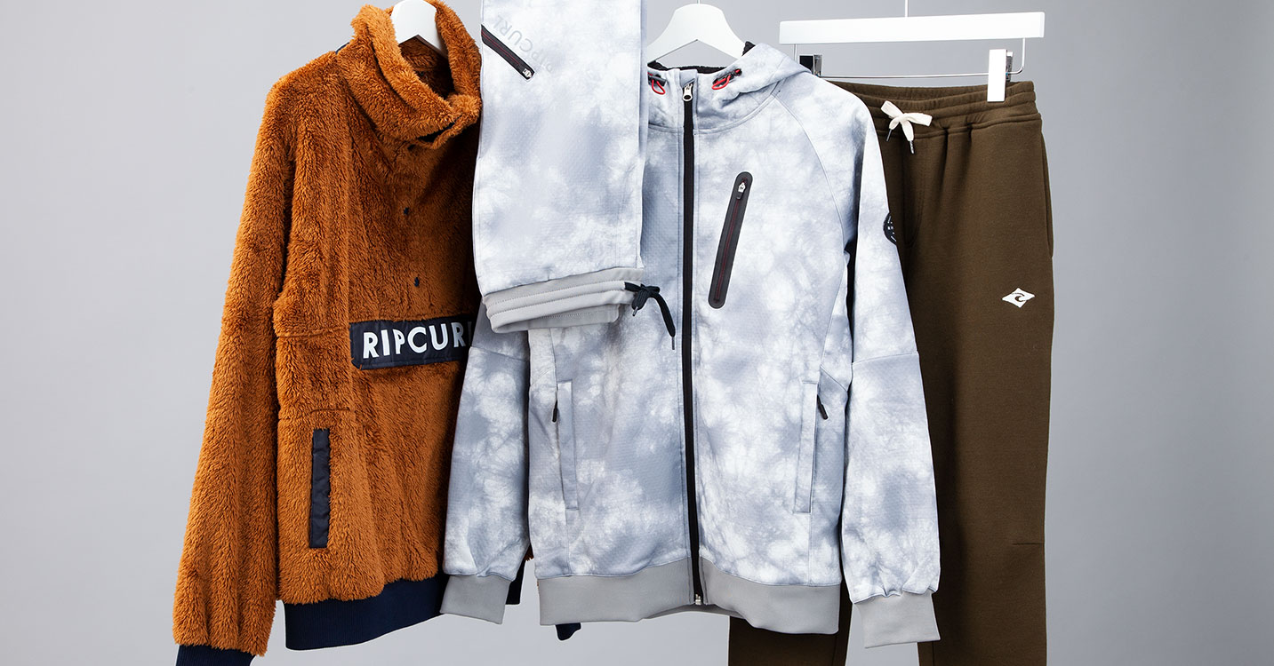 RIP CURL MEN:Apparel with Snow Wear