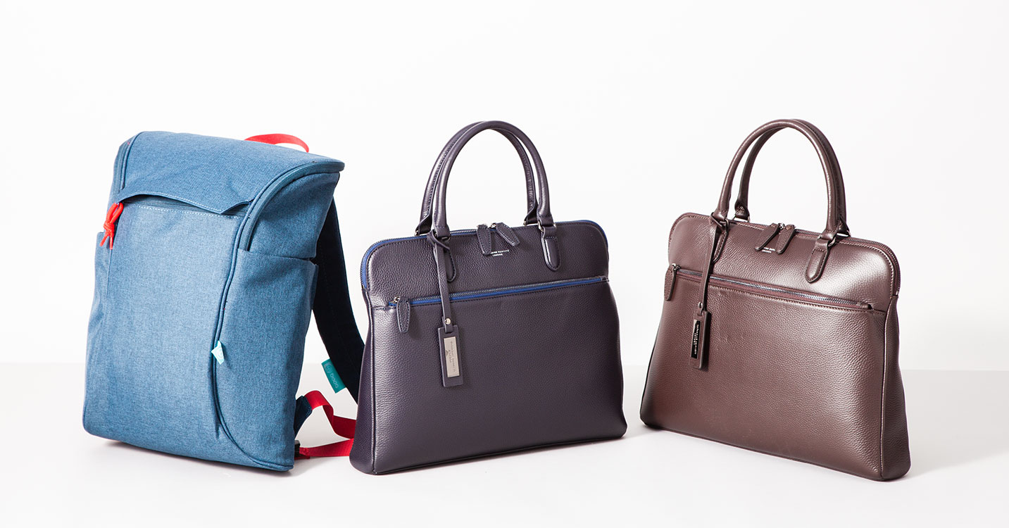 Functional and Useful Bag : KATHARINE HAMNETT LONDON...
