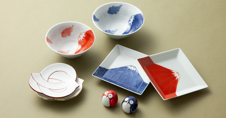 日本の和食器 - 波佐見焼・有田焼 -