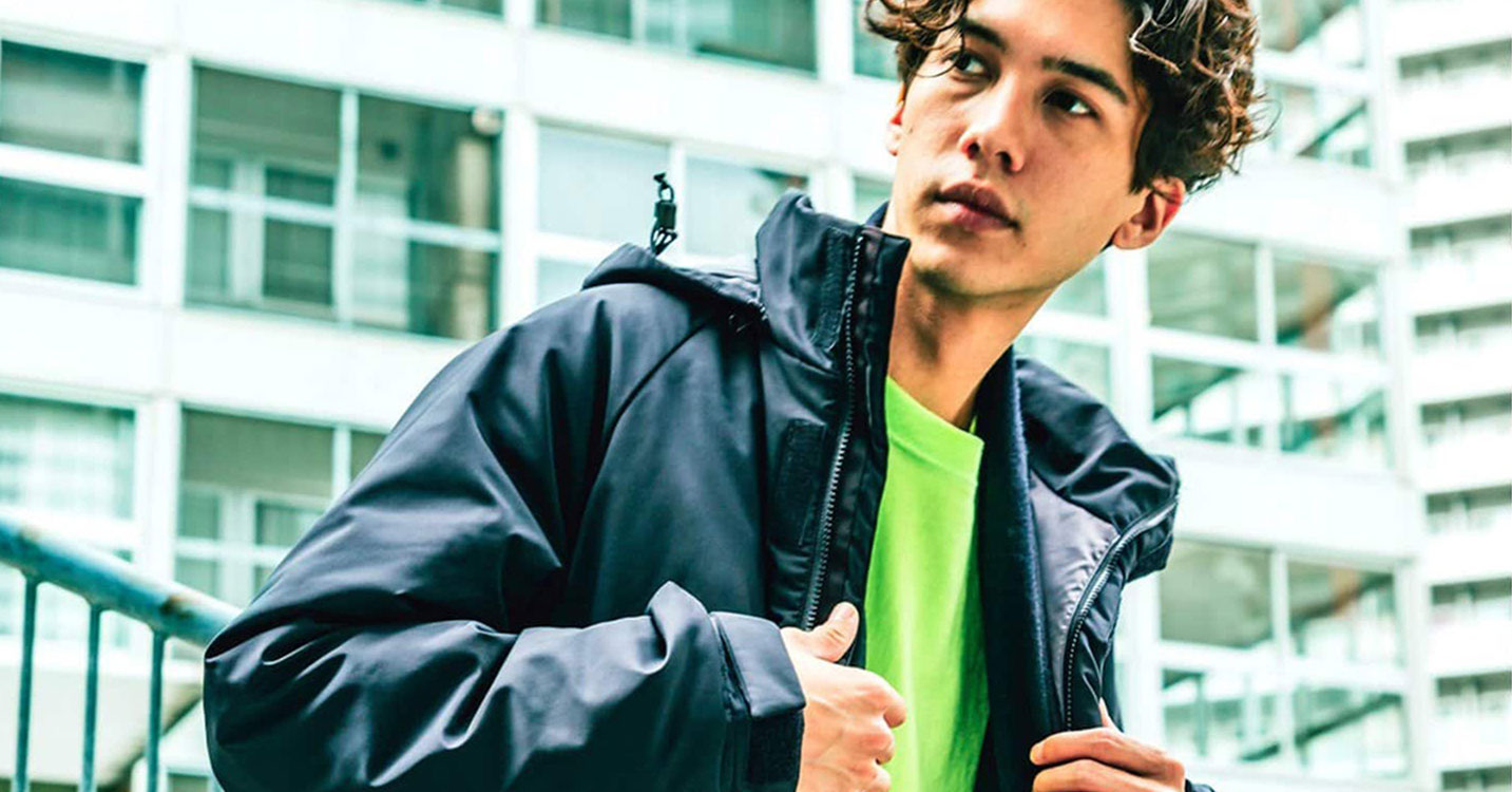 OUTER COLLECTION FROM BAYCREW'S