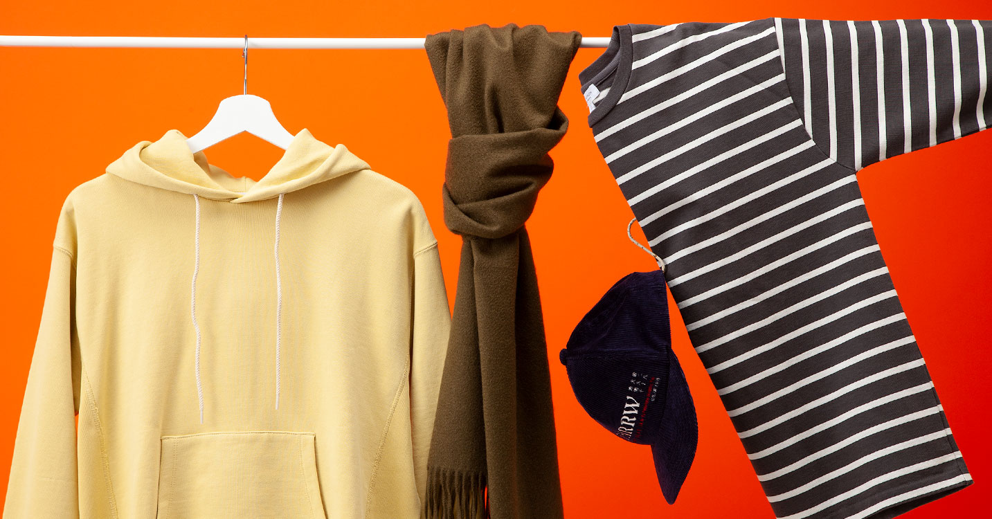 UNITED ARROWS MEN - Sports & Casual Style -