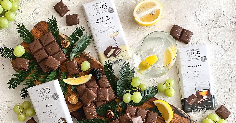 Weinrich -1895年創業の名門が作るリッチなチョコレート-