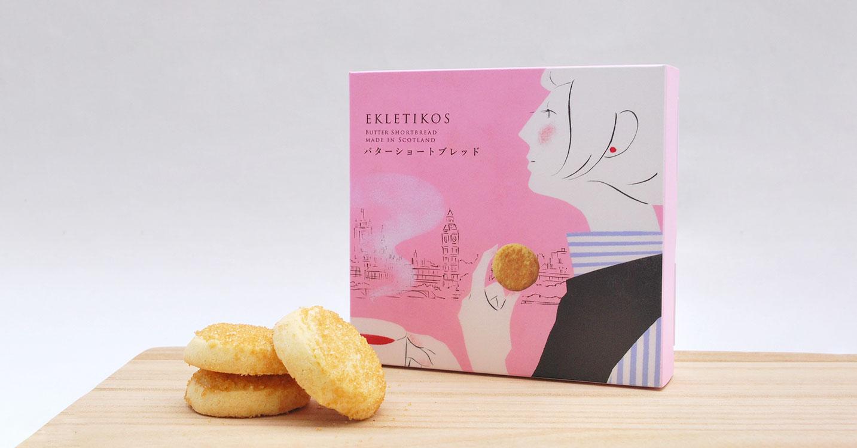 EKLETIKOS -ほろほろ食感のショートブレッド-