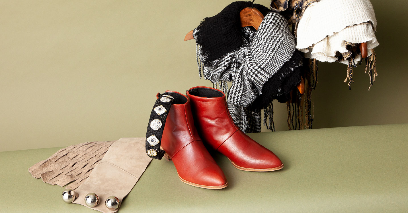 BEAMS WOMEN -SHOES & ACCESSORY-