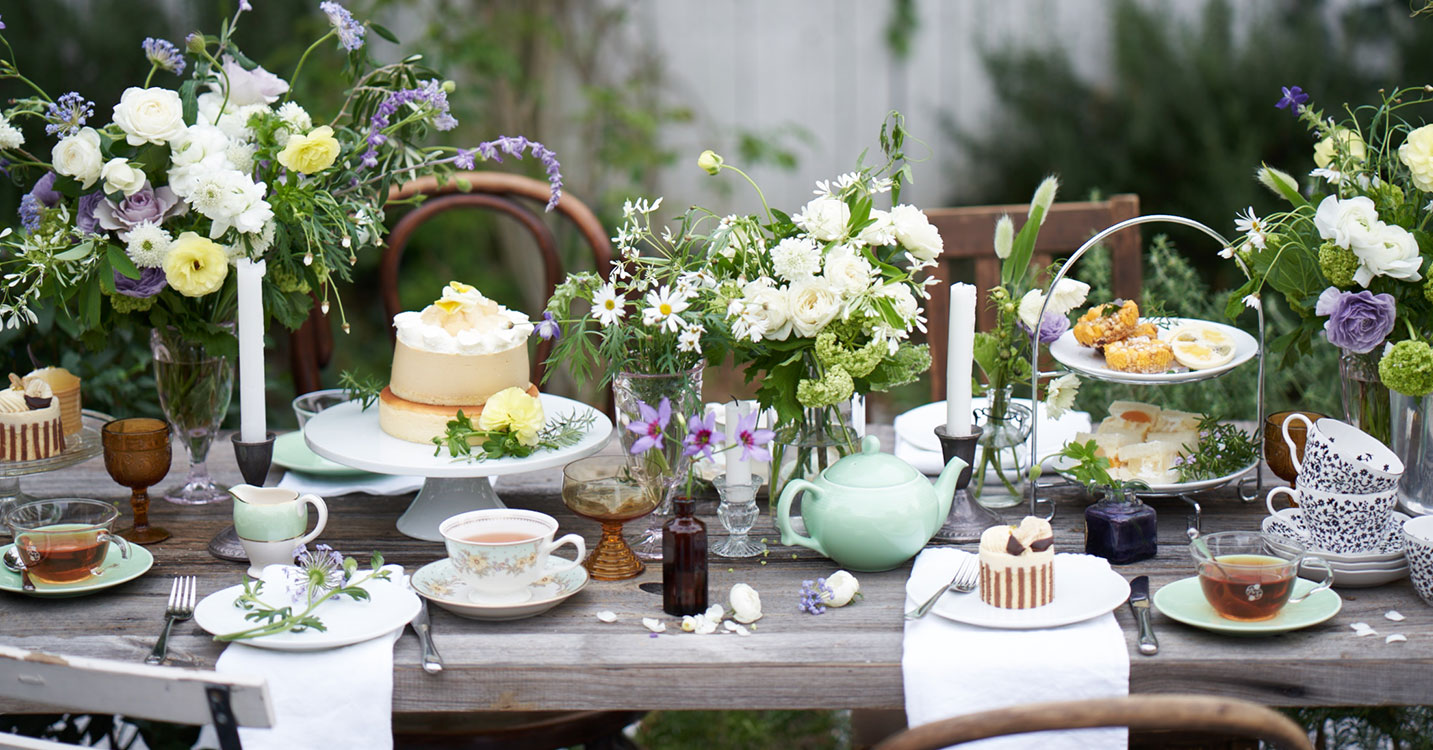 Afternoon Tea LIVING-DINING-