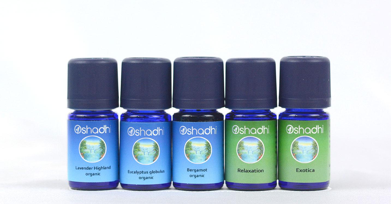 Oshadhi-アロマセラピスト愛用のエッセンシャルオイル-