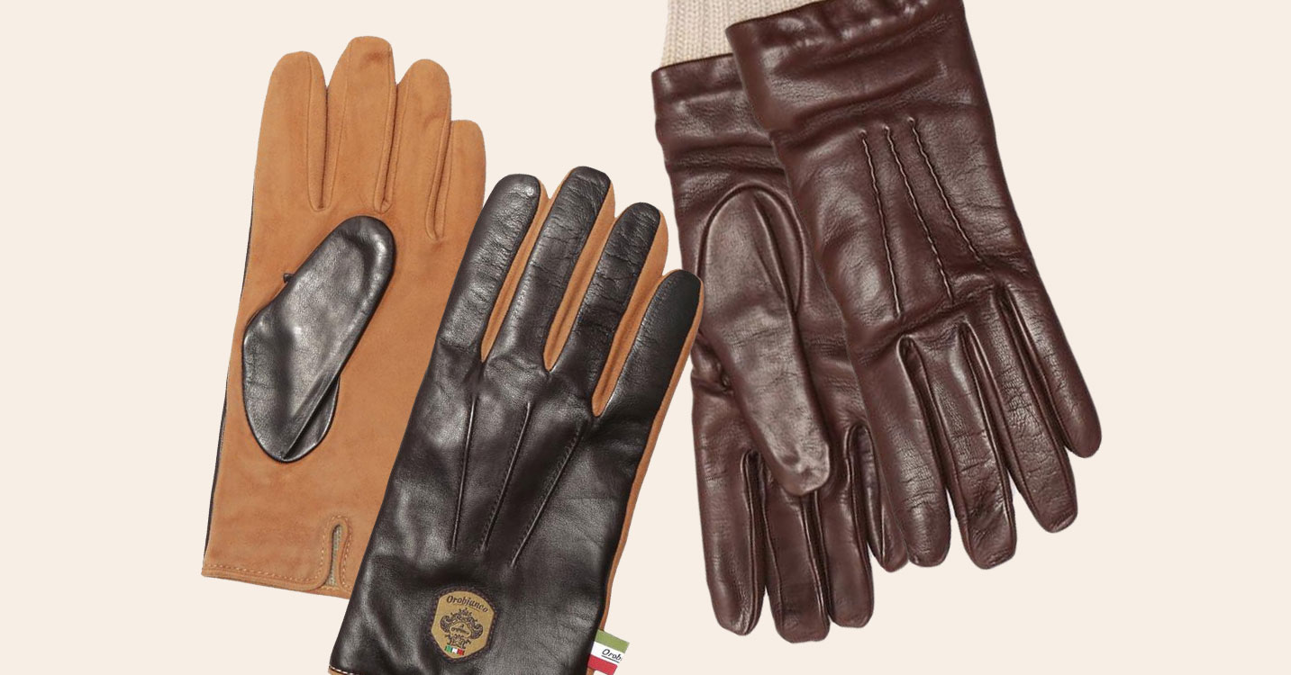 Orobianco: Leather Groves