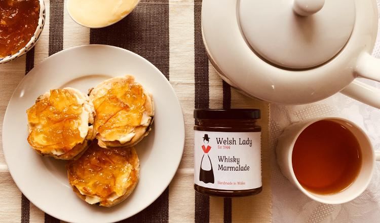 Welsh Lady-ウェールズで愛されている手作りジャムとプレザーブ-