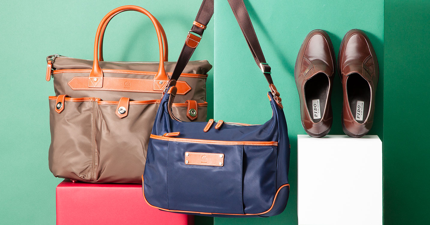 Business Bags & Shoes:PIDO, etc.