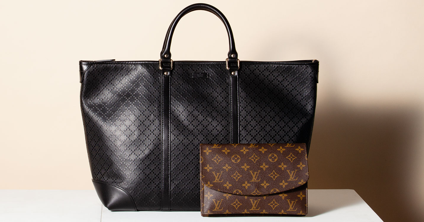 Luxury Vintage Bags & Accessories