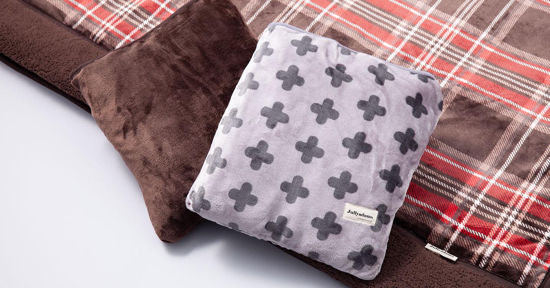 MOISTURE & WARM BLANKET -吸湿・保温に優れたあったか布団-