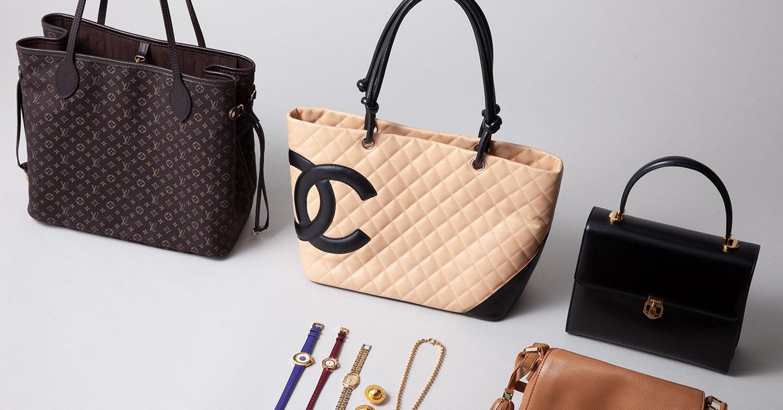 Luxury Vintage Bag & Accessory
