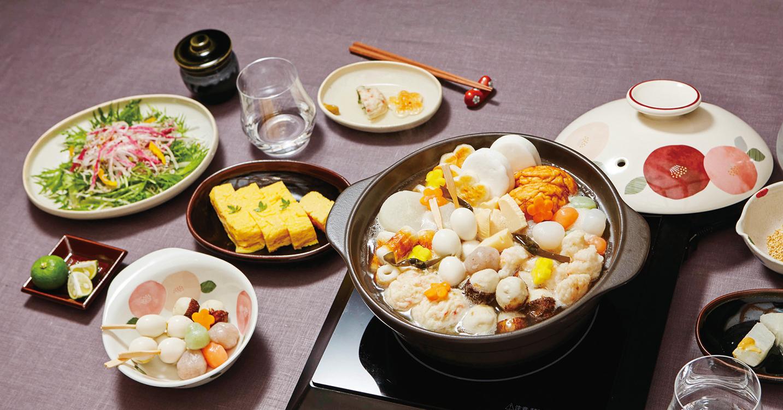 TAMAKI 冬の鍋セレクション