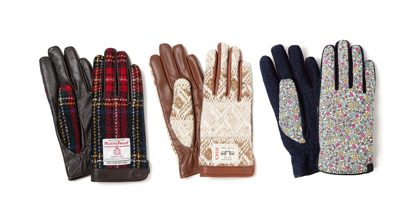 iTouch Gloves -スマホ対応グローブ-