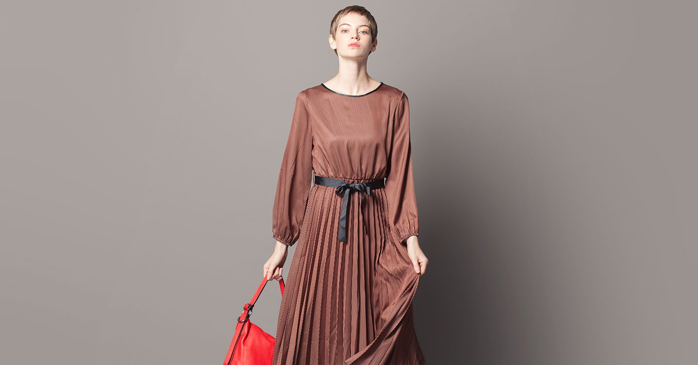 EUROPEAN BAGS&DRESSES ALL ¥7,000