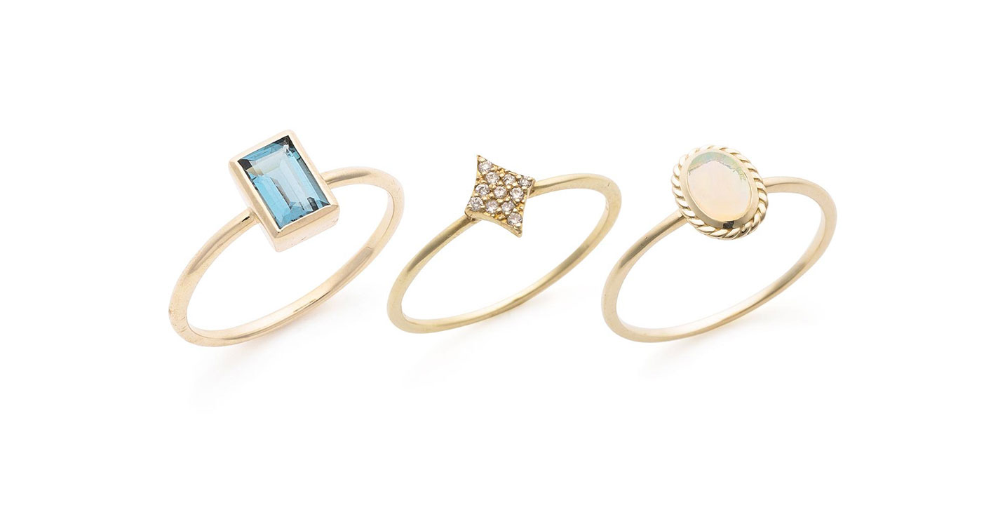 Daily favorite jewels