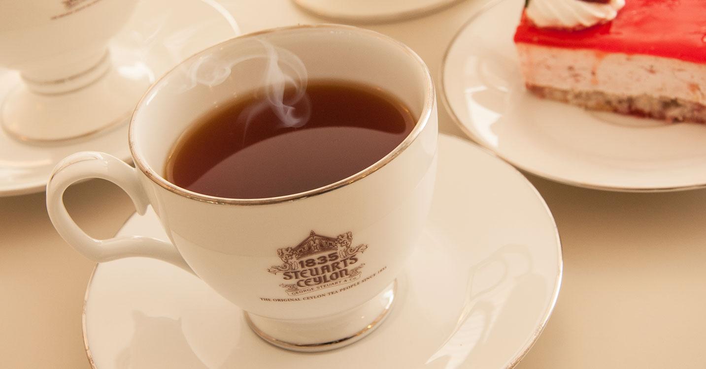 GEORGE STEUART TEA