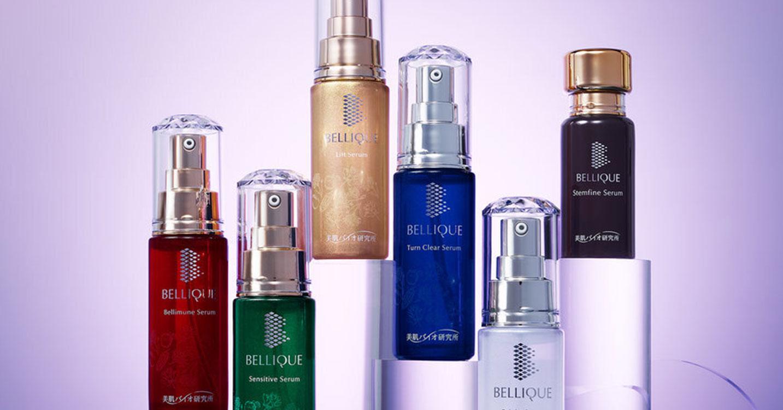 BELLIQUE ヒト幹細胞培養液配合の高機能美容液