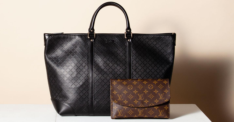 Luxury Vintage Bags & Accessories