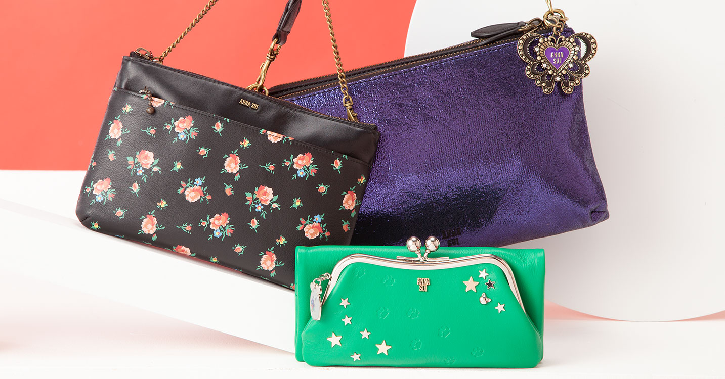 ANNA SUI -BAG & WALLET-