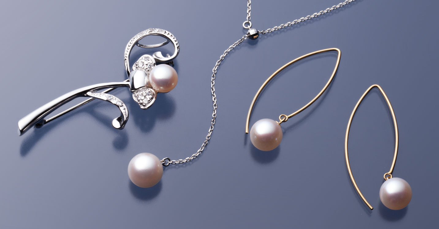 Premium pearl selection