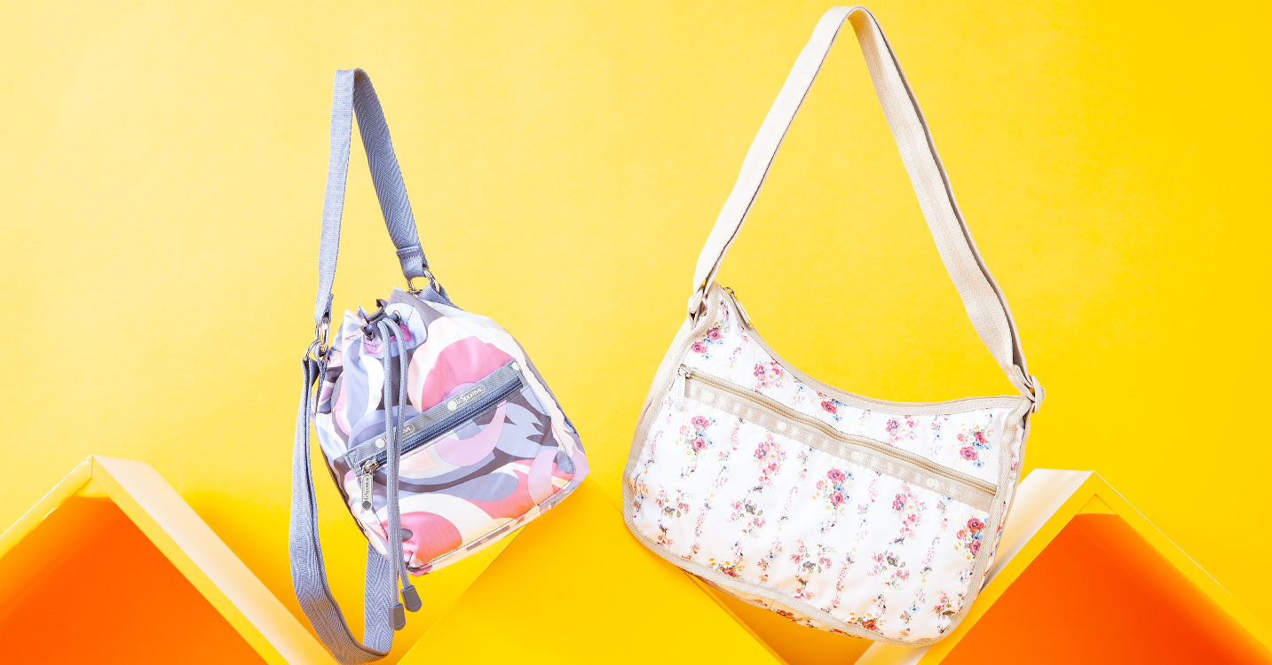 LESPORTSAC -SPRING COLOR COLLECTION-