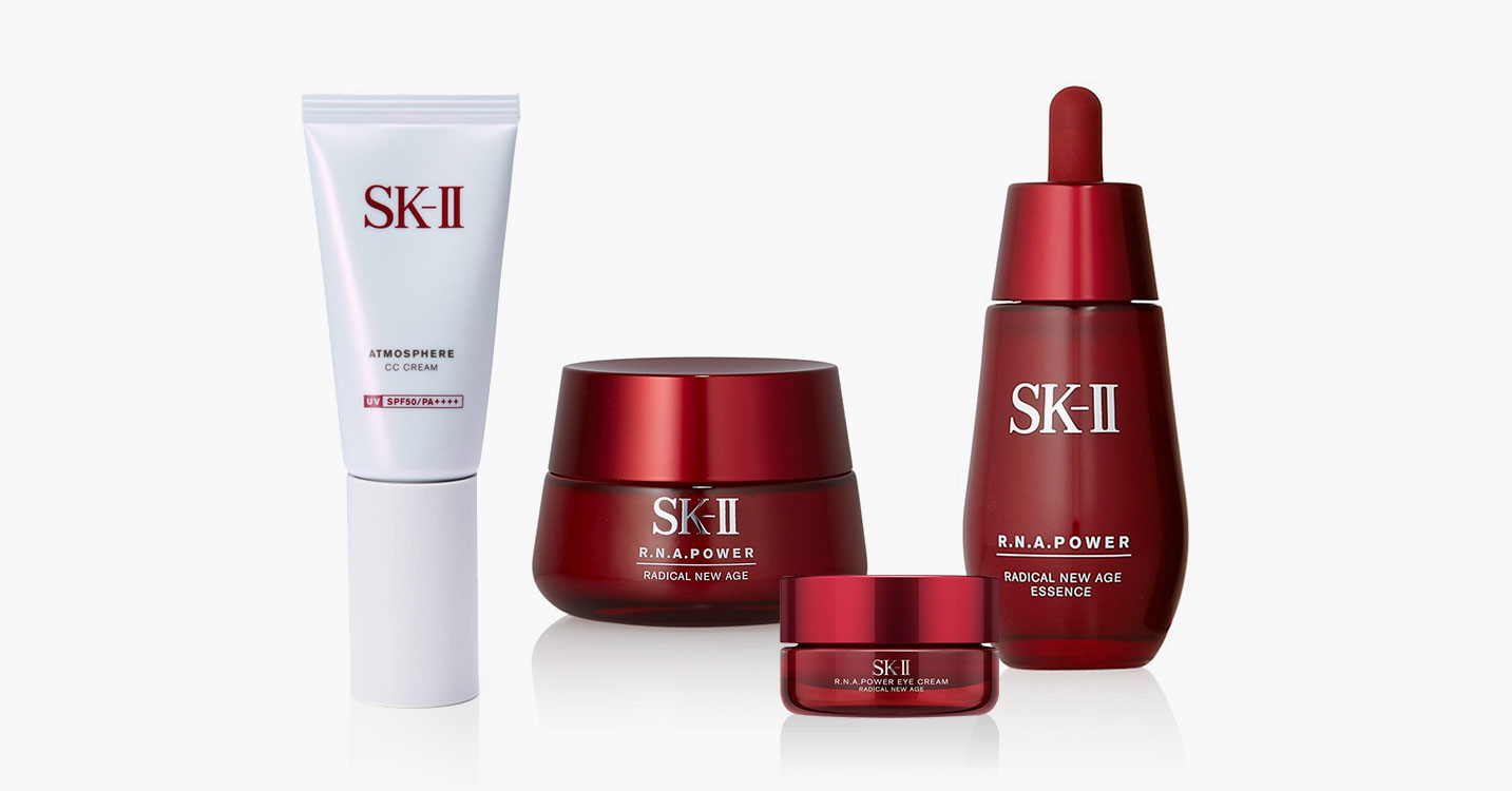 SK-II and more