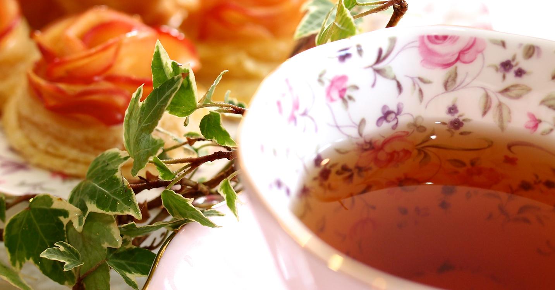 TEA TOTAL -ニュージーランド産のマヌカフラワーティー-