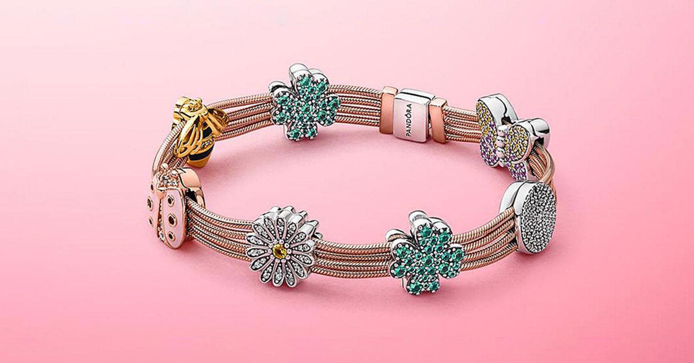 PANDORA personalized jewelry