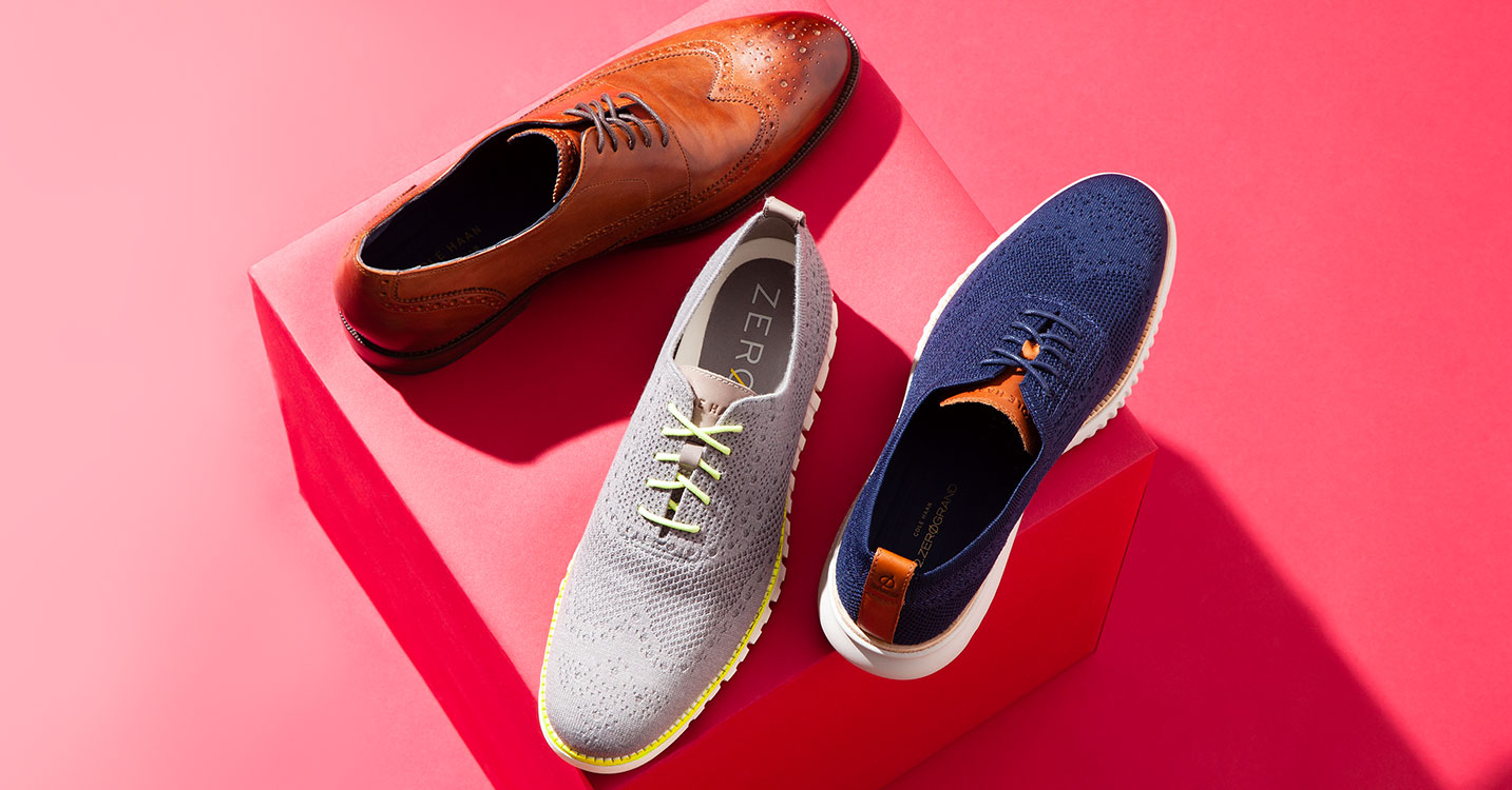 SPRING PREVIEW: COLE HAAN MEN