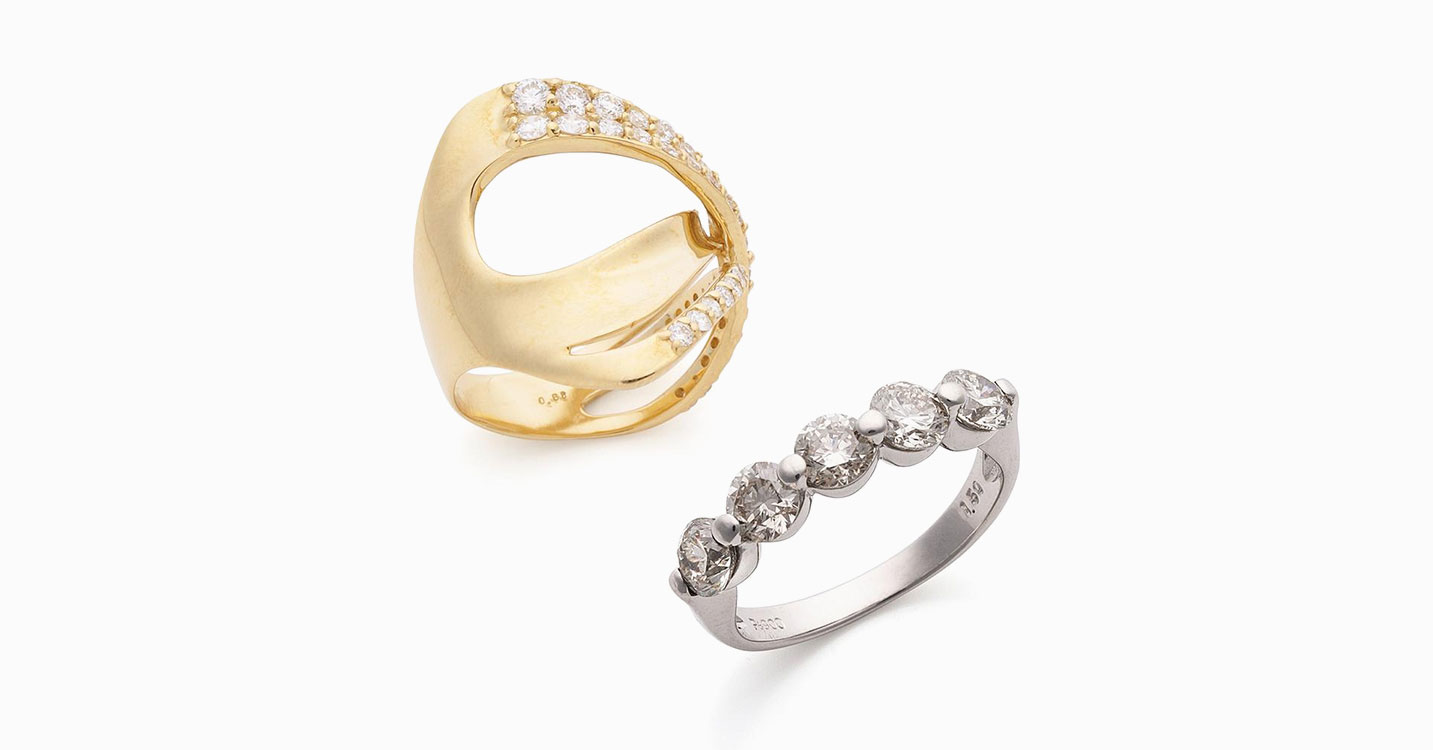 Exquisite jewels for Jewelry lover