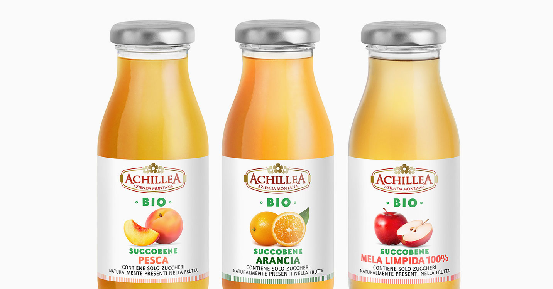 AURELI / ACHILLEA -天然素材のオーガニックジュース-