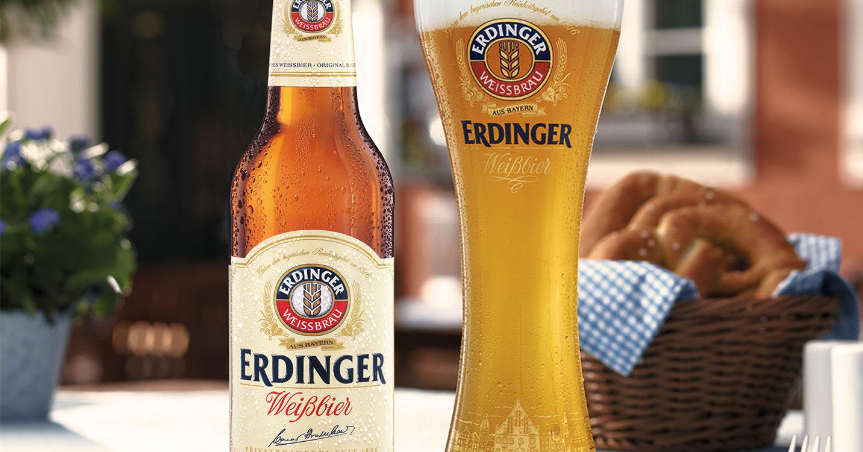 ERDINGER -1886年創業のビールブランド-
