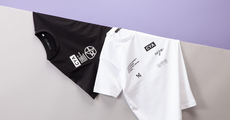 CYA - T-shirts & Sweatshirts  -