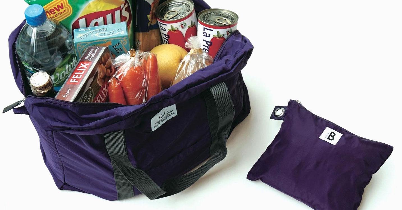SOLEIL -手のひらサイズにたためるバッグ-