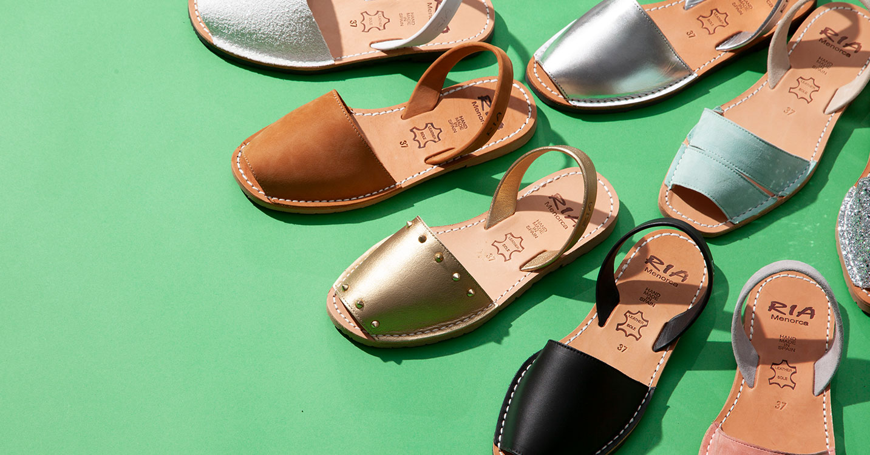 RIA -Avarca Sandal from Spain-