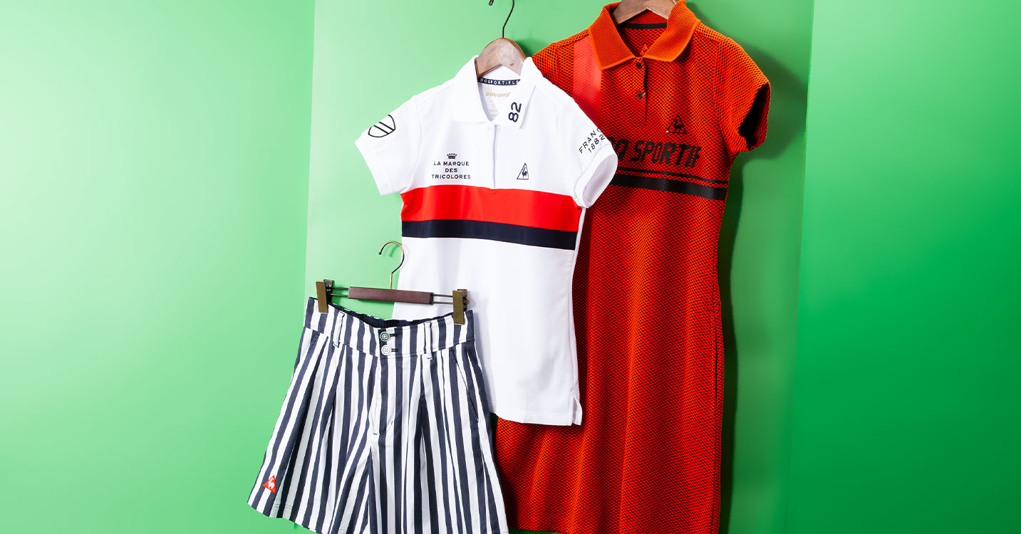 LE COQ SPORTIF GOLF  WOMEN
