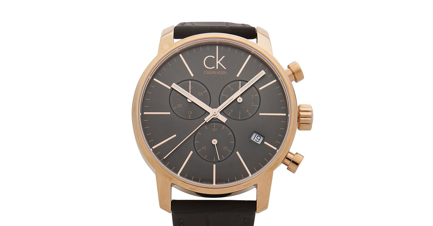 CALVIN KLEIN :Watches & Accessories