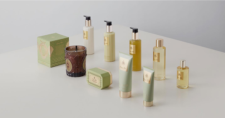 PANPURI-香り高いラグジュアリースパケア-