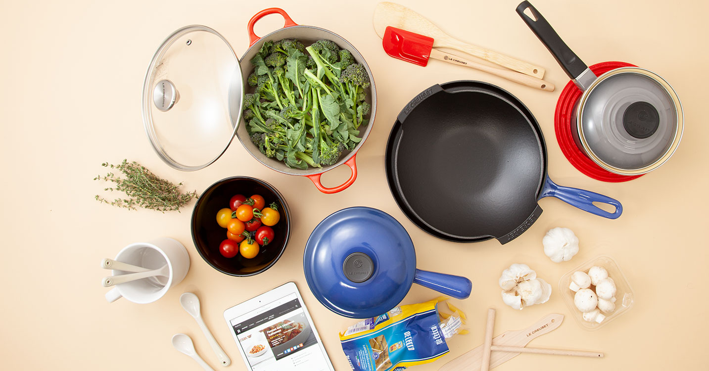LE CREUSET-Classic kitchen staples-