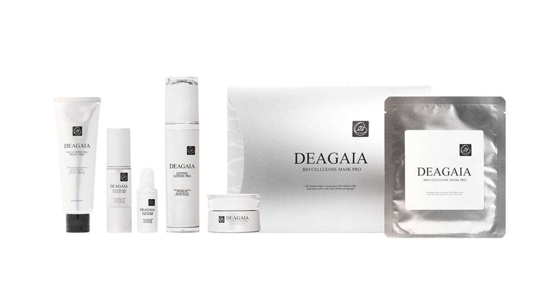ヒト幹細胞エキスで透明エイジレス肌へ -DEAGAIA PRO-